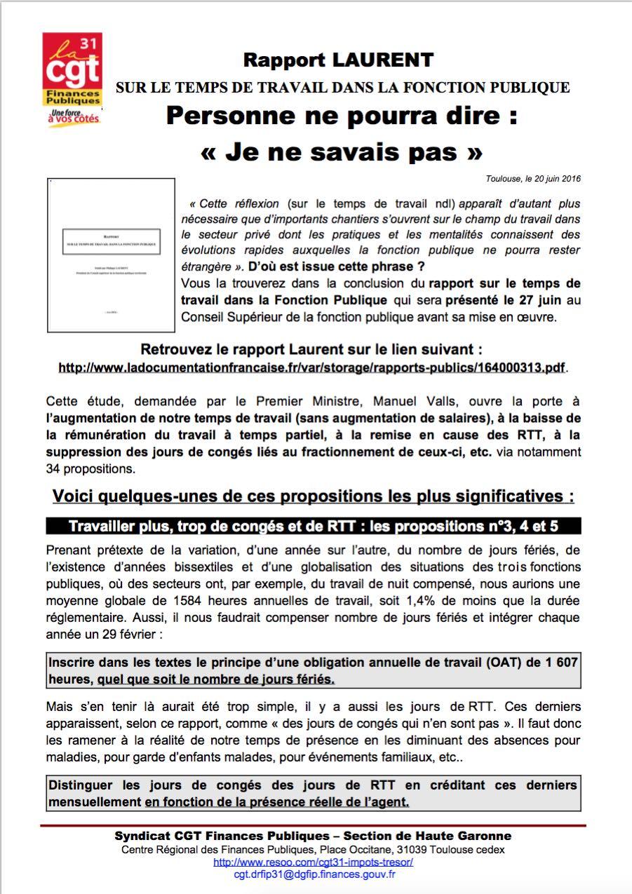 Img Src Img Mega Jpg Rapport Laurent Sur Le Temps De